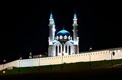 Μουσουλμανικό τέμενος kul-Σαρίφ Kazan Κρεμλίνο Στοκ φωτογραφία με δικαίωμα ελεύθερης χρήσης