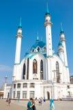 Μουσουλμανικό τέμενος kul-Sharif στοκ φωτογραφίες