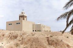 Μουσουλμανικό τέμενος Matmata Στοκ Φωτογραφία