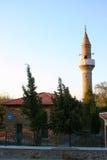Μουσουλμανικό τέμενος Merkez Στοκ Φωτογραφία