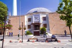 Μουσουλμανικό τέμενος Merkez, Yalova, Τουρκία Στοκ φωτογραφία με δικαίωμα ελεύθερης χρήσης