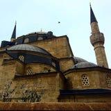 Μουσουλμανικό τέμενος Mihrimahsultan Στοκ εικόνα με δικαίωμα ελεύθερης χρήσης