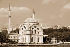 μουσουλμανικό τέμενος orta Στοκ εικόνες με δικαίωμα ελεύθερης χρήσης