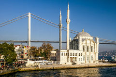 μουσουλμανικό τέμενος orta στοκ φωτογραφίες