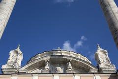 Μουσουλμανικό τέμενος Ortakoy στη Ιστανμπούλ, Τουρκία Στοκ Εικόνες