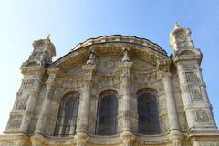 μουσουλμανικό τέμενος ortakoy Τουρκία της Κωνσταντινούπολης Στοκ φωτογραφία με δικαίωμα ελεύθερης χρήσης