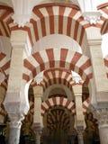 Μουσουλμανικό τέμενος rdoba CÃ ³ Ισπανία Στοκ φωτογραφία με δικαίωμα ελεύθερης χρήσης