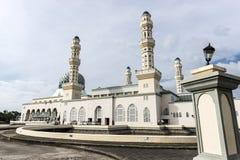 Μουσουλμανικό τέμενος Sabah Στοκ φωτογραφίες με δικαίωμα ελεύθερης χρήσης