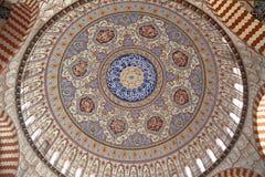 Μουσουλμανικό τέμενος Selimiye στην Τουρκία Στοκ φωτογραφίες με δικαίωμα ελεύθερης χρήσης