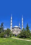 Μουσουλμανικό τέμενος Selimiye, Edirne, Τουρκία Στοκ φωτογραφία με δικαίωμα ελεύθερης χρήσης
