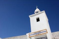Μουσουλμανικό τέμενος Sousse, Τυνησία στοκ φωτογραφία