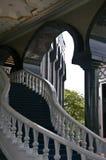 Μουσουλμανικό τέμενος stairwell, Μπρουνέι Στοκ Φωτογραφίες