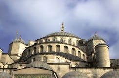 Μουσουλμανικό τέμενος Sultanahmet Στοκ εικόνες με δικαίωμα ελεύθερης χρήσης