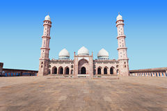 Μουσουλμανικό τέμενος taj-Ul-Masajid στοκ φωτογραφία