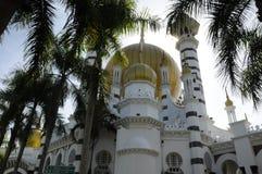 Μουσουλμανικό τέμενος Ubudiah στην Κουάλα Kangsar, Perak Στοκ Φωτογραφία
