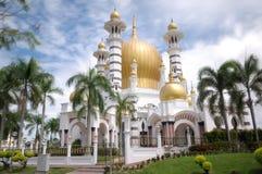 Μουσουλμανικό τέμενος Ubudiah Στοκ φωτογραφία με δικαίωμα ελεύθερης χρήσης