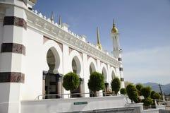 Μουσουλμανικό τέμενος Ubudiah (Masjid Ubudiah) στην Κουάλα Kangsar, Perak Στοκ Εικόνες