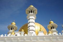 Μουσουλμανικό τέμενος Ubudiah (Masjid Ubudiah) στην Κουάλα Kangsar, Perak Στοκ Εικόνα