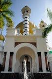 Μουσουλμανικό τέμενος Ubudiah (Masjid Ubudiah) στην Κουάλα Kangsar, Perak Στοκ Φωτογραφία