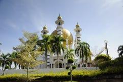 Μουσουλμανικό τέμενος Ubudiah (Masjid Ubudiah) στην Κουάλα Kangsar, Perak Στοκ φωτογραφίες με δικαίωμα ελεύθερης χρήσης