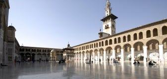 Μουσουλμανικό τέμενος Umayyad στοκ φωτογραφίες με δικαίωμα ελεύθερης χρήσης