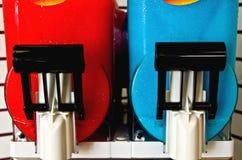 Μουλιασμένες μηχανές Στοκ φωτογραφίες με δικαίωμα ελεύθερης χρήσης