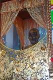 Μούμια ενός βουδιστικού μοναχού Στοκ φωτογραφία με δικαίωμα ελεύθερης χρήσης
