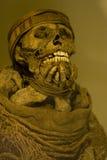 Μούμια Incan στοκ φωτογραφία