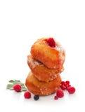 μούρα donuts Στοκ φωτογραφίες με δικαίωμα ελεύθερης χρήσης