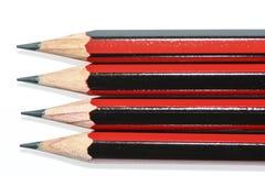 Μολύβια μολύβδου Στοκ Φωτογραφίες