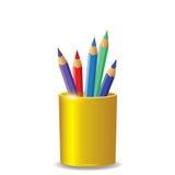 μολύβια Απεικόνιση αποθεμάτων