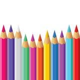 μολύβια Διανυσματική απεικόνιση
