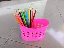 Μολύβι για το παιδί Στοκ Εικόνες