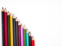 μολύβι χρώματος Στοκ Φωτογραφία