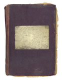μπάλωμα κάλυψης βιβλίων λ&ep Στοκ φωτογραφία με δικαίωμα ελεύθερης χρήσης