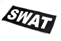 μπάλωμα swat Στοκ φωτογραφίες με δικαίωμα ελεύθερης χρήσης