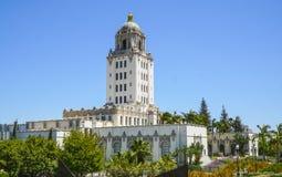 Μπέβερλι Χιλς Δημαρχείο στο Λος Άντζελες - το ΛΟΣ ΑΝΤΖΕΛΕΣ - ΚΑΛΙΦΟΡΝΙΑ - 20 Απριλίου 2017 Στοκ Φωτογραφίες