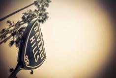 Μπέβερλι Χιλς Στοκ Φωτογραφίες