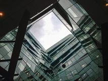 Μπέρμιγχαμ UK Στοκ φωτογραφία με δικαίωμα ελεύθερης χρήσης