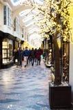 Μπέρλινγκτον Arcade στο Λονδίνο Στοκ Εικόνες