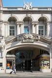 Μπέρλινγκτον Arcade στο Λονδίνο Στοκ φωτογραφία με δικαίωμα ελεύθερης χρήσης