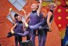 Μπαλέτο των ρωσικών παιδιών Στοκ εικόνα με δικαίωμα ελεύθερης χρήσης