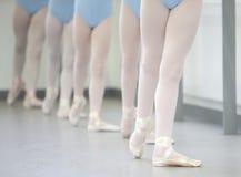 μπαλέτο Στοκ εικόνα με δικαίωμα ελεύθερης χρήσης
