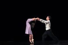 μπαλέτο Στοκ Εικόνα