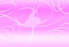 μπαλέτο 2 Στοκ εικόνα με δικαίωμα ελεύθερης χρήσης