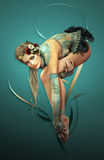 μπαλέτο Στοκ Εικόνες