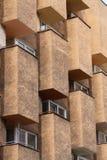 μπαλκόνια Στοκ φωτογραφία με δικαίωμα ελεύθερης χρήσης