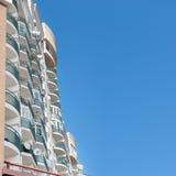 μπαλκόνια Στοκ Φωτογραφία