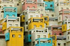 μπαλκόνια Στοκ εικόνες με δικαίωμα ελεύθερης χρήσης