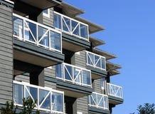 μπαλκόνι Στοκ εικόνες με δικαίωμα ελεύθερης χρήσης